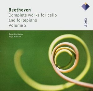 Beethoven, Works For Cello & Fortepiano (3CD)