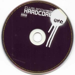 Clubland Xtreme Hardcore [CD1]