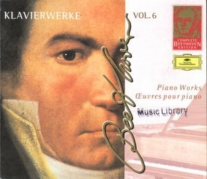 Complete Beethoven Edition Vol.06 (CD1)