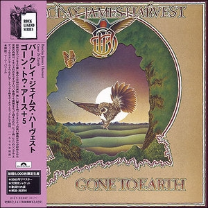 Gone To Earth (uicy-93047 Japan Remastered Extended)