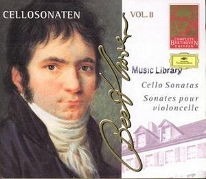 Complete Beethoven Edition Vol.08 - Cello Sonatas (CD2)