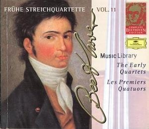 Complete Beethoven Edition Vol.11 - The Early Quartets (CD3)