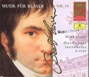 Complete Beethoven Edition Vol.15 - Wind Music (CD2)