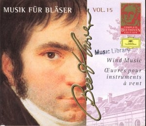 Complete Beethoven Edition Vol.15 - Wind Music (CD1)