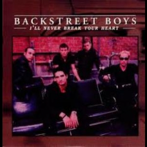 I'll Never Break Your Heart [CDS]