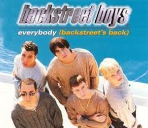 Everybody (Backstreet's Back) [CDS]