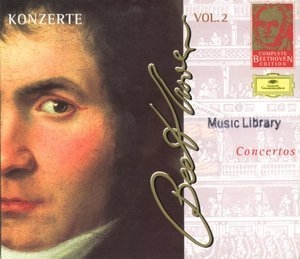 Complete Beethoven Edition Vol.02 - Concertos (CD1)