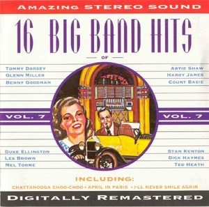 The Big Band Era Vol 7