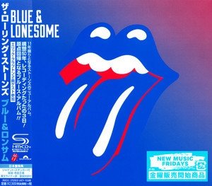 Blue & Lonesome (Japan SHM-CD)
