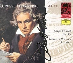 Beethoven Large Choral Works Vol.19 (CD4)