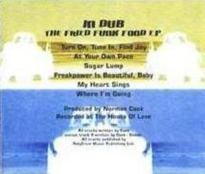 In Dub - The Fried Funk Food E.P.