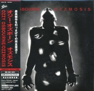 Ozzmosis [japan Paper Sleeve Collection, 2007]