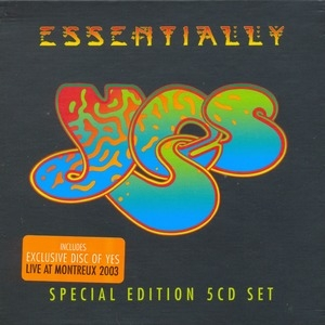 Essentially Yes - Special Edition 5CD Set