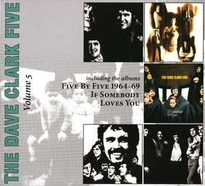 The Complete History - Vol. 5: 'Five By Five 1964-69'/'If Somebody Loves You'