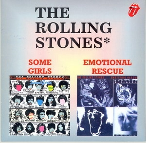 Some Girls / Emotional Rescue