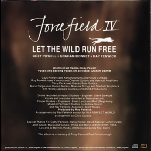 Let The Wild Run Free