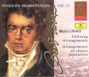 Complete Beethoven Edition Vol.17 (CD1)