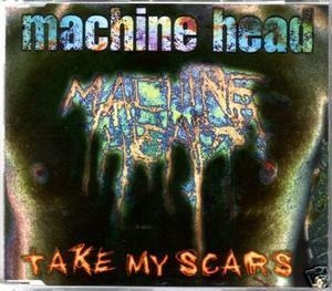 Take My Scars [CDS] (english Import)