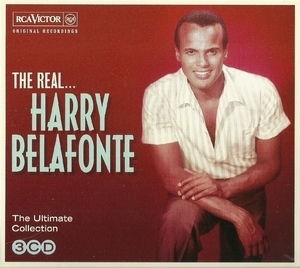 The Real... Harry Belafonte (3CD)