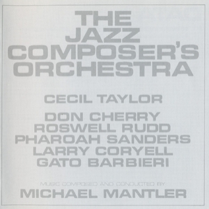 The Jazz Composer's Orchestra: Communications