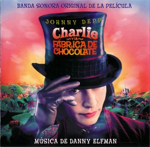 Charlie And The Chocolate Factory / Чарли и шоколадная фабрика OST