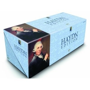 Haydn Edition - 150CD Box - CD 121-130