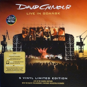 Live In Gdansk (Limited Edition) LP5