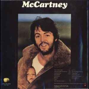 McCartney (DCC Remastered, 24k Gold Edition)