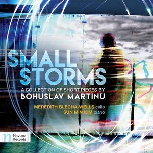 Martinů: Small Storms