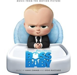 The Boss Baby (Мusic From The Motion Picture)