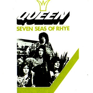 Seven Seas of Rhye [CDS]
