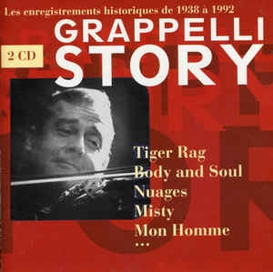 Grappelli Story (2CD)