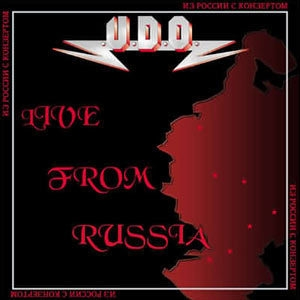 Live Form Russia (disc 1)