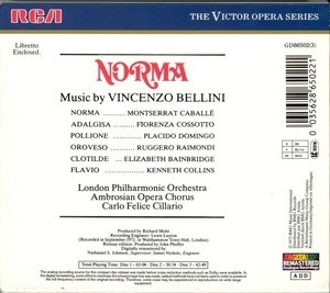 Norma - Disc 3