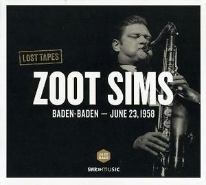 Live At Baden-baden On June 23th, 1958