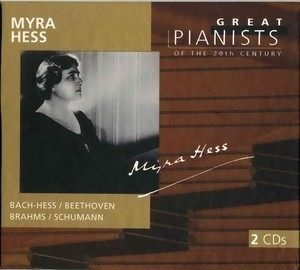 Great Pianist Of The 20th Century Vol.45 [CD 1]