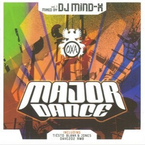 Major Dance Vol.1 - Mixed by DJ Mind-X