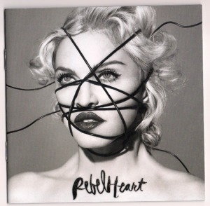 Rebel Heart  (deluxe Clean Version - Walmart Exclusive)