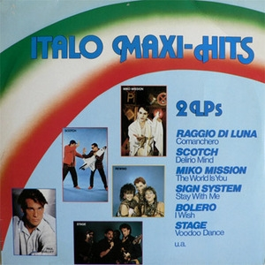 Italo Maxi Hits (Remastered 2003) [2CD]