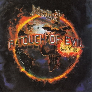 A Touch Of Evil - Live (2012, Sony / Epic, 88697967872-jk17, Usa)
