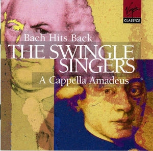 A New A Capella Tribute (CD1): Bach Hits Back