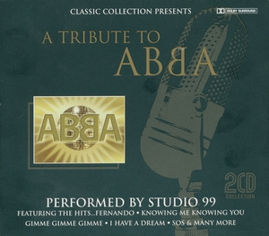 A Tribute To ABBA (2CD)