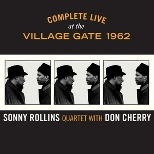 Complete Live At The Village Gate 1962 (CD5)