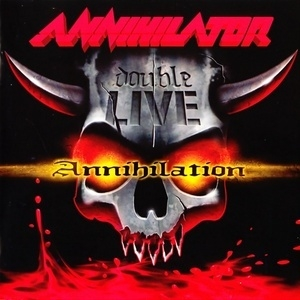 Double Live Annihilation (2CD)