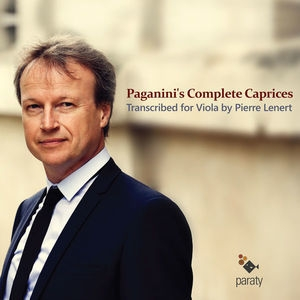 Paganini's Complete Caprices (CD1)