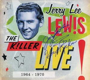 The Killer Live! 1964-1970 (CD1)