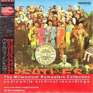 Sgt Pepper's Lonely Hearts Club Band (Japanese Remaster)