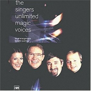 Magic Voices (CD1)