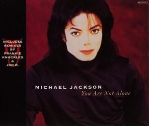 You Are Not Alone [CDS]