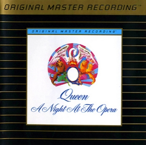 A Night at the Opera (1991 MFSL Remastered)